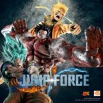 Goku Super Saiyan Blue dans Jump Force