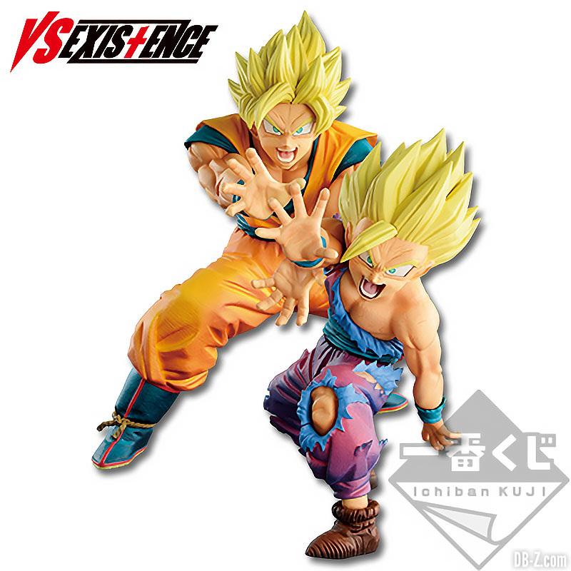 Ichiban Kuji Dragon Ball VS Existence - Goku & Gohan (Last One)