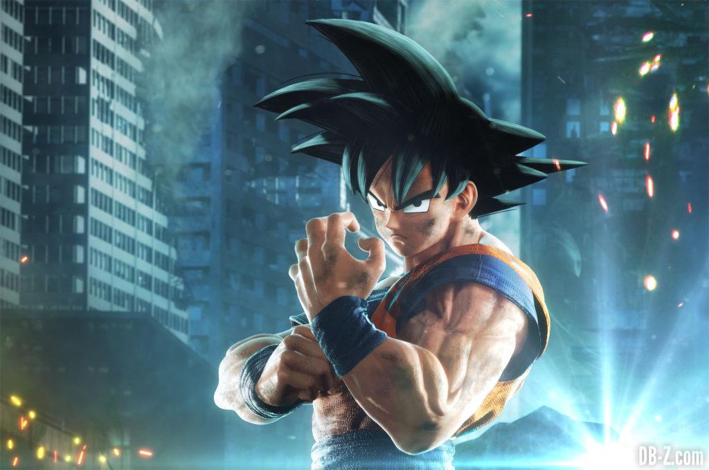 Jump Force - Goku