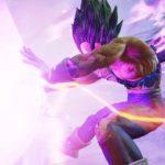 Jump Force - Vegeta avec tenu endomagée