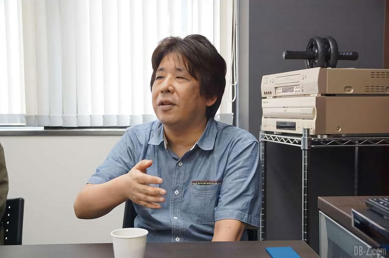 Nobuhito Sue et Kazuo Ogura