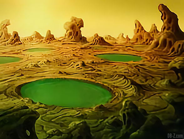 Planète Vamp - Film Dragon Ball Super Broly