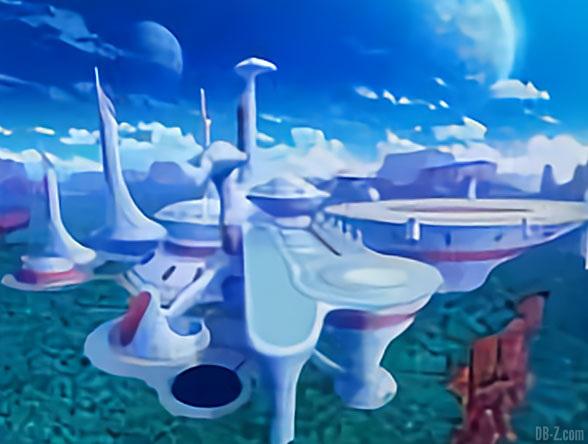 Planète Vegeta - Film Dragon Ball Super Broly