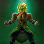 SHFiguarts Broly Dragon Ball Super