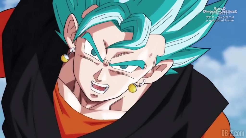 Super Dragon Ball Heroes Episode 4 - 00002 Vegetto Blue
