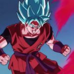 Super Dragon Ball Heroes Episode 4 - 00026 Super Saiyan Blue Goku SSGSS Kaioken
