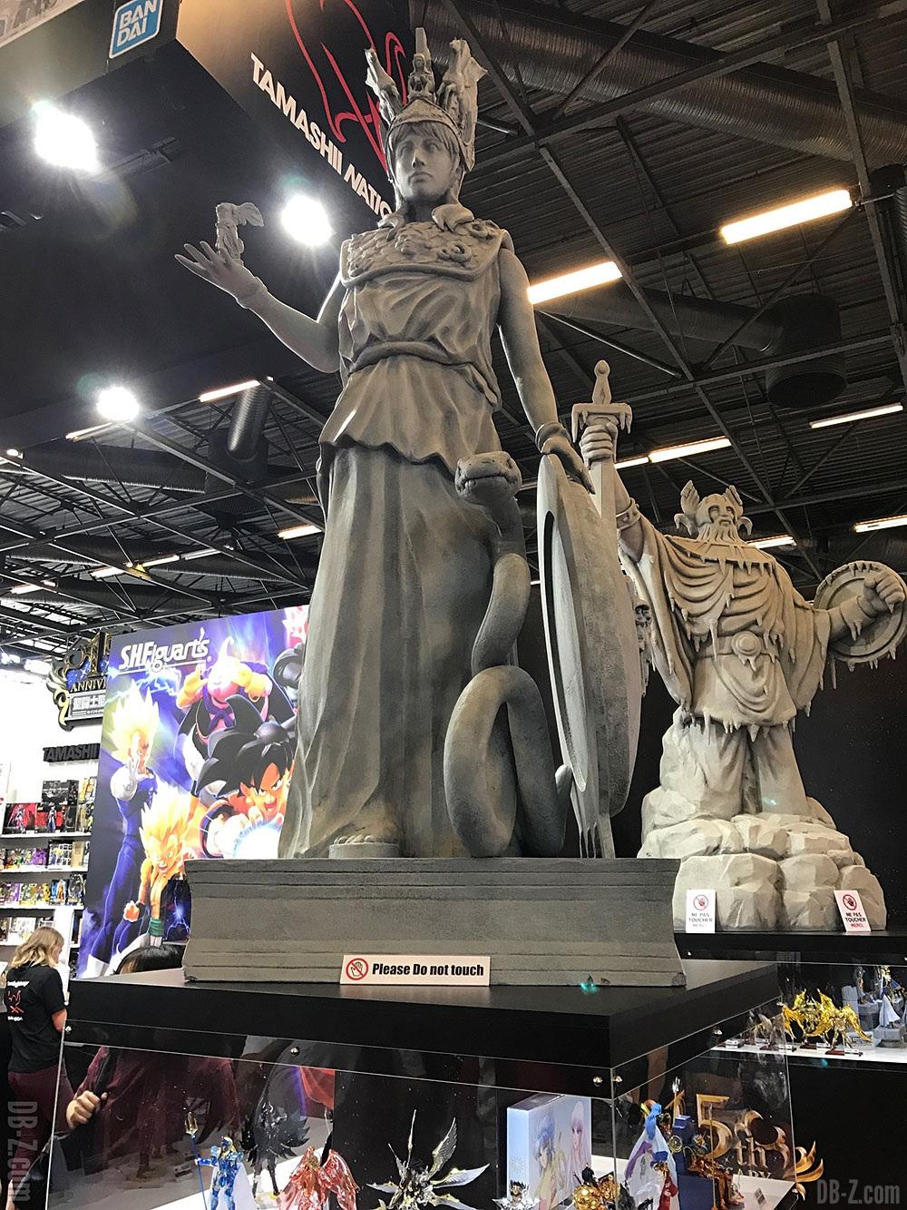Japan Expo Les Stands : Le stand tamashii nations à la japan expo 2018