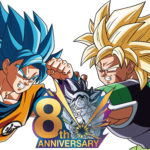 8 ans de Dragon Ball Heroes