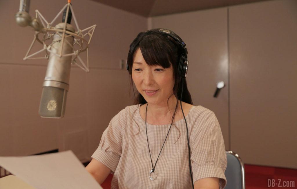 Aya Hisakawa : La nouvelle voix japonaise de Bulma