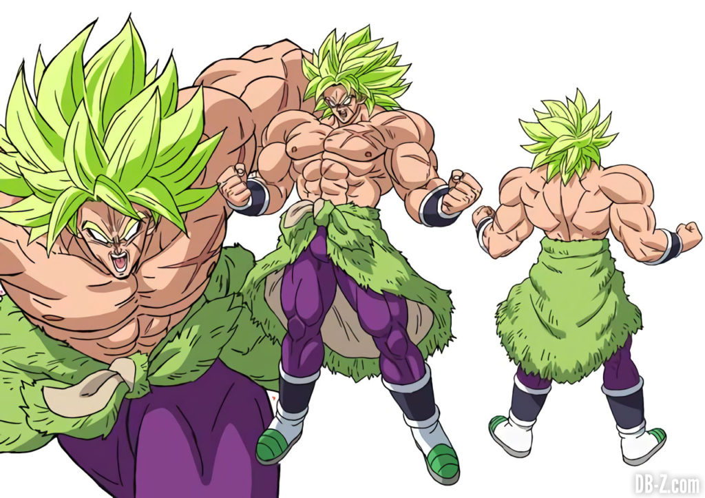 Broly (Film Dragon Ball Super 2018)