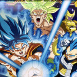 Calendrier Dragon Ball 2019 au Japon