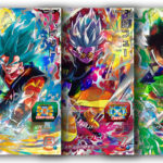 Cartes Super Dragon Ball Heroes V-Jump Octobre 2018