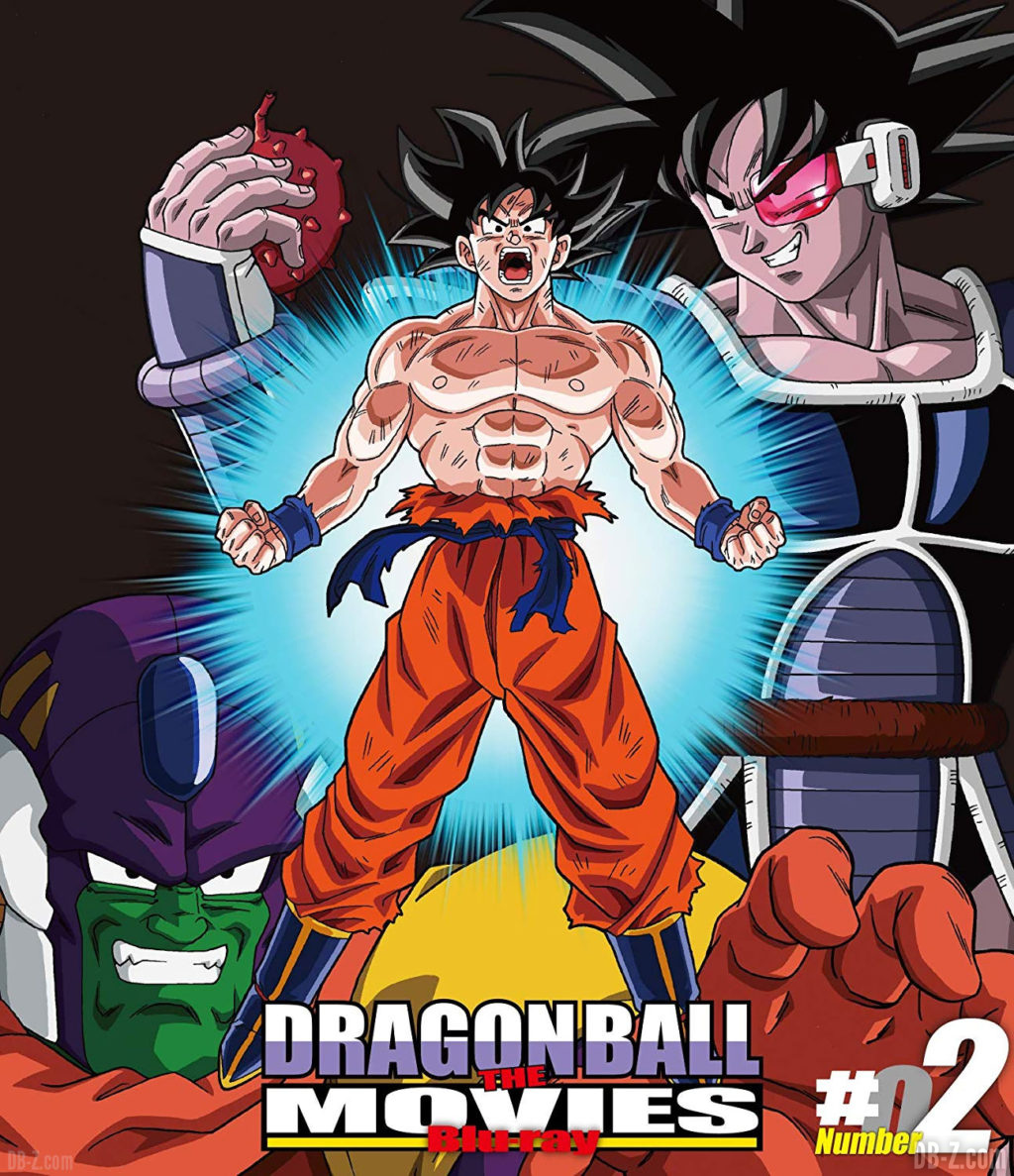 DRAGON BALL THE MOVIES Blu-ray 02