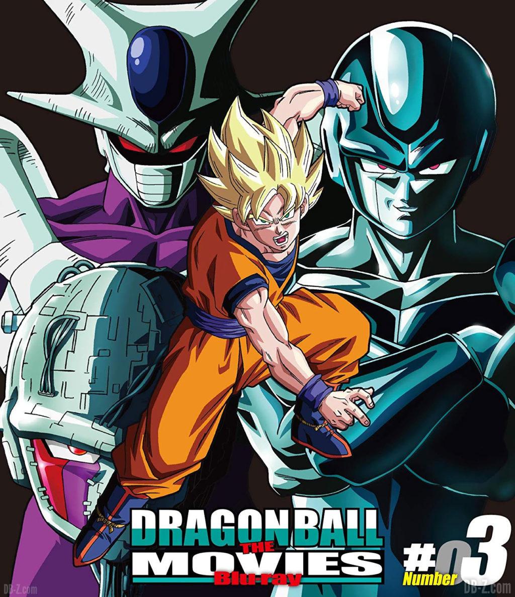 DRAGON BALL THE MOVIES Blu-ray 03