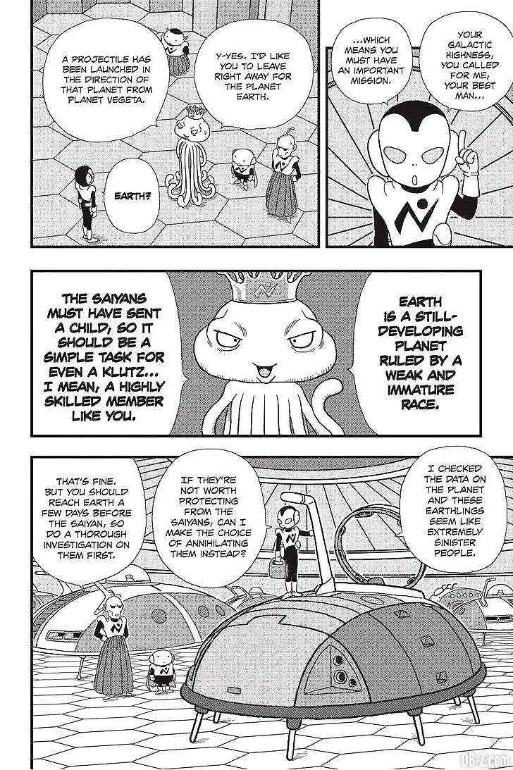 Dragon Ball Minus Chapitre 1 Page 15