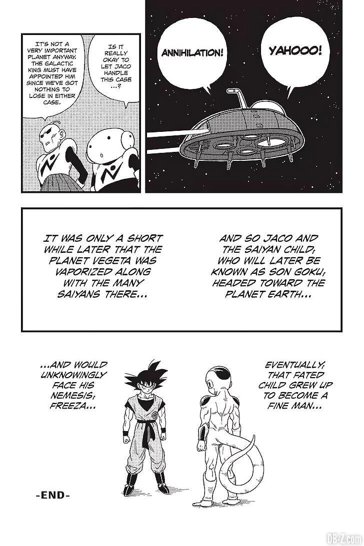Dragon Ball Minus Chapitre 1 Page 16