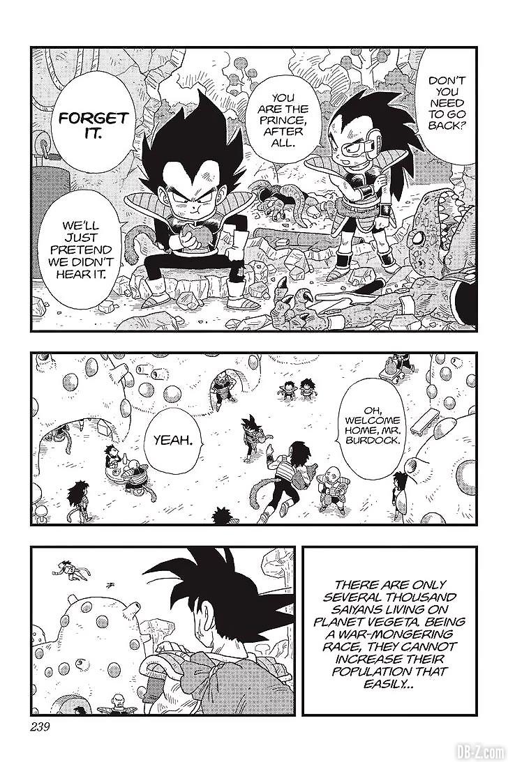 Dragon Ball Minus Chapitre 1 Page 8