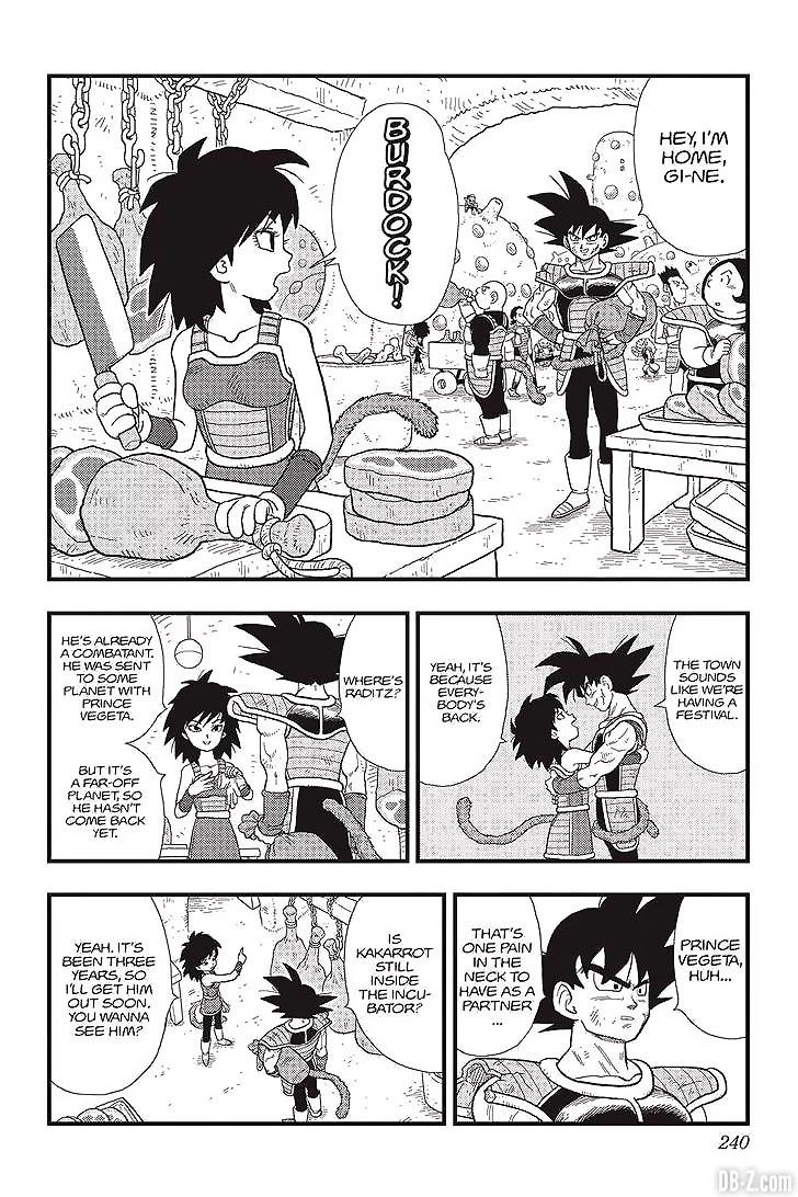 Dragon Ball Minus Chapitre 1 Page 9