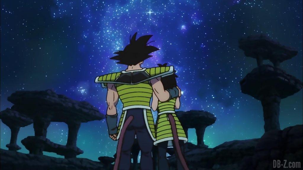 Film Dragon Ball Super BROLY 2nd TRAILER - 33 Bardock