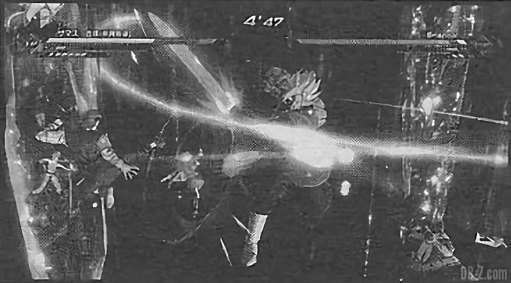 Fusion de Zamasu (corrompue) jouable dans Dragon Ball Xenoverse 2
