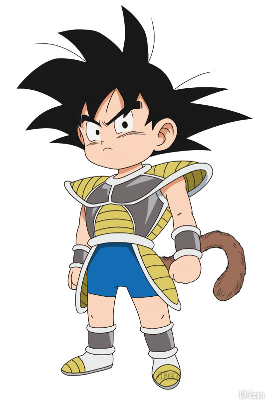 Film Dragon Ball Super Broly Charadesign De Goku Broly Et