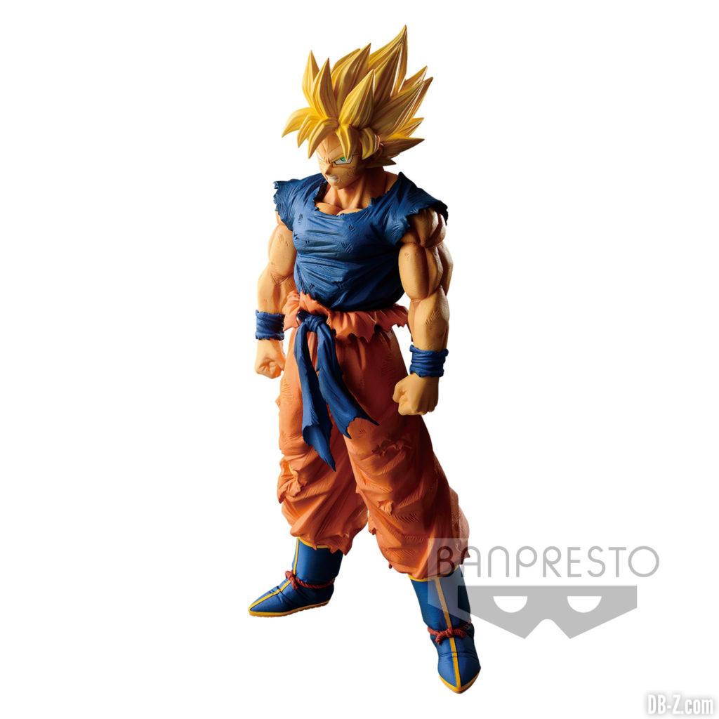 Masterlise Emoving Son Goku Super Saiyan (B)