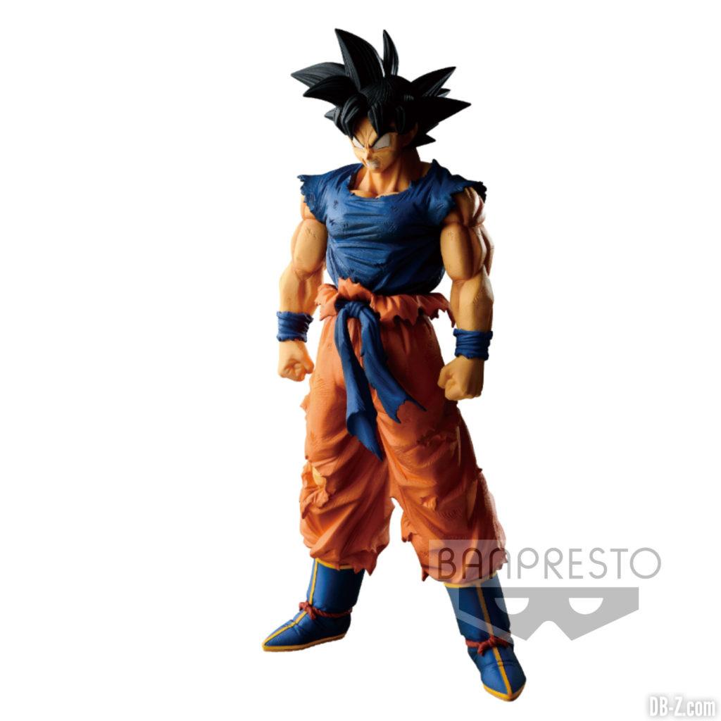 Masterlise Emoving Son Goku Super Saiyan (C)