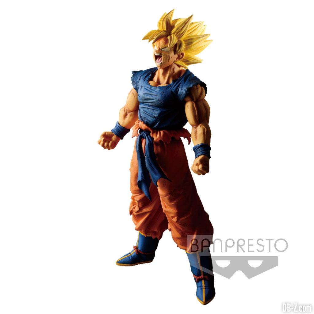 Masterlise Emoving Son Goku Super Saiyan (D)