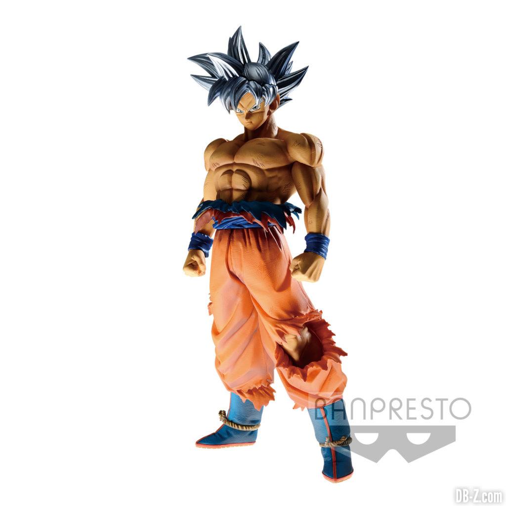 Masterlise Emoving Son Goku Ultra Instinct (B)