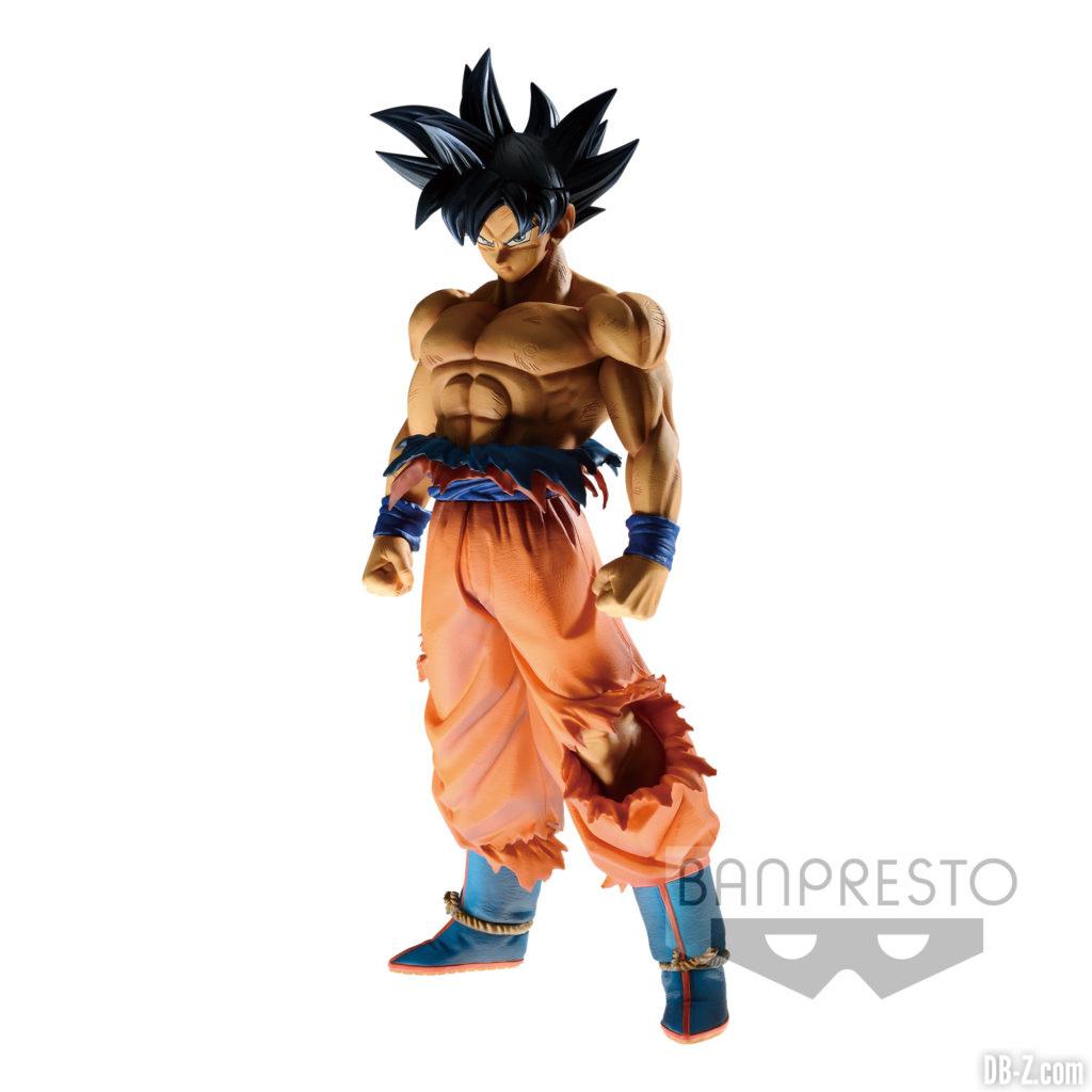 Masterlise Emoving Son Goku Ultra Instinct (C)