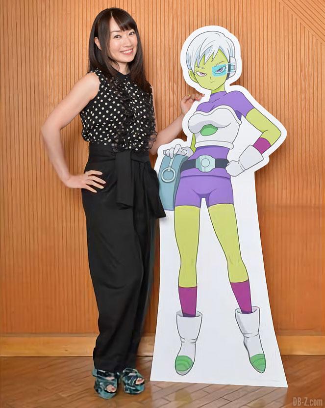 Nana Mizuki et Chirai