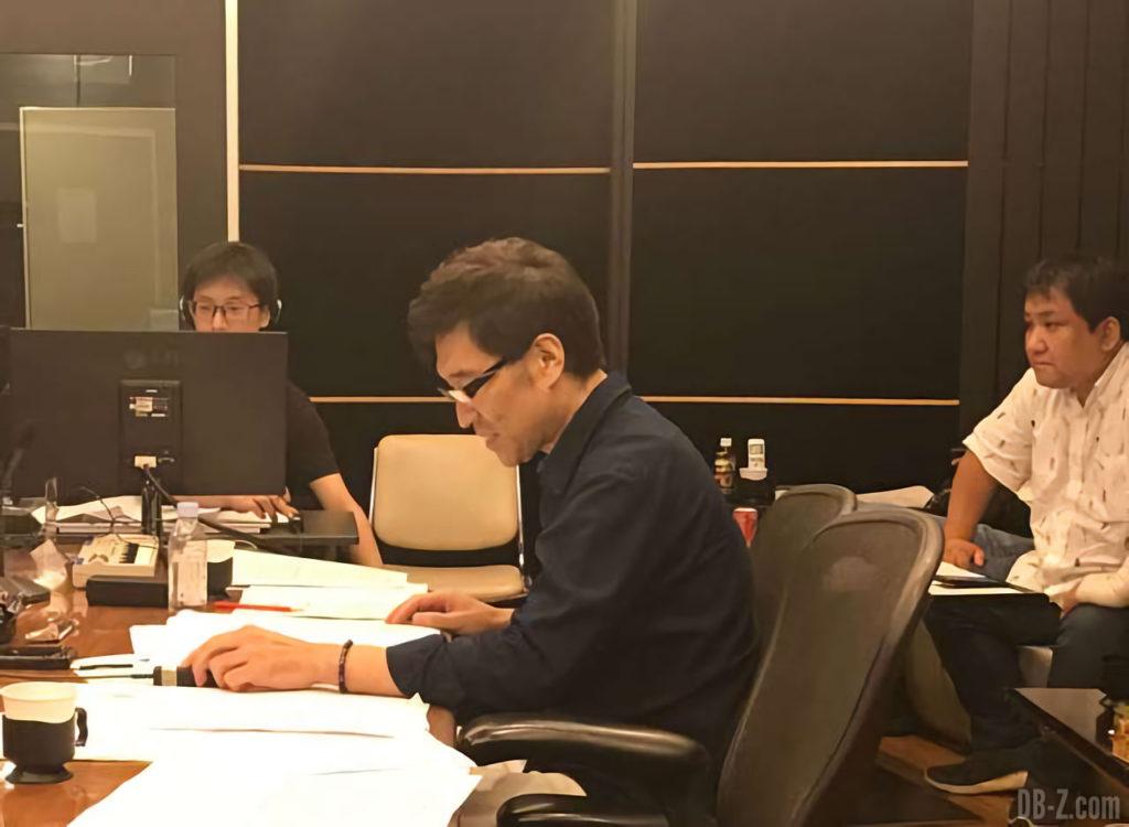 Norihito Sumitomo sur le film Dragon Ball Super Broly