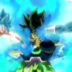 SDBH Universe Mission 5 018 Broly 2018