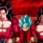 SDBH Universe Mission 5 019 Goku Vegeta Super Saiyan 4