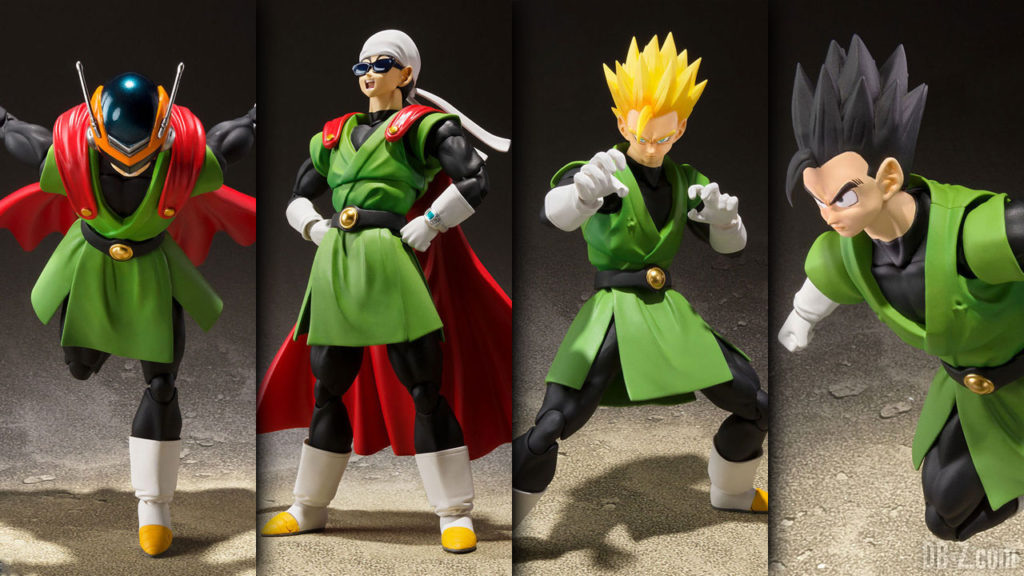 SHFiguarts Great Saiyaman