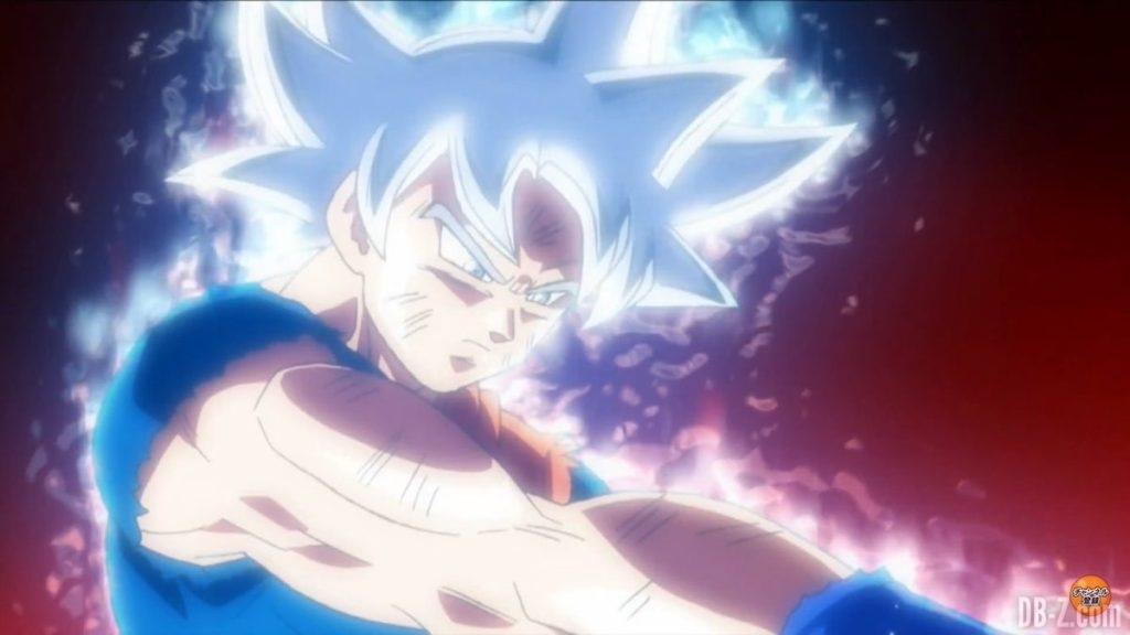 Super Dragon Ball Heroes Episode 6 - Goku Ultra Instinct