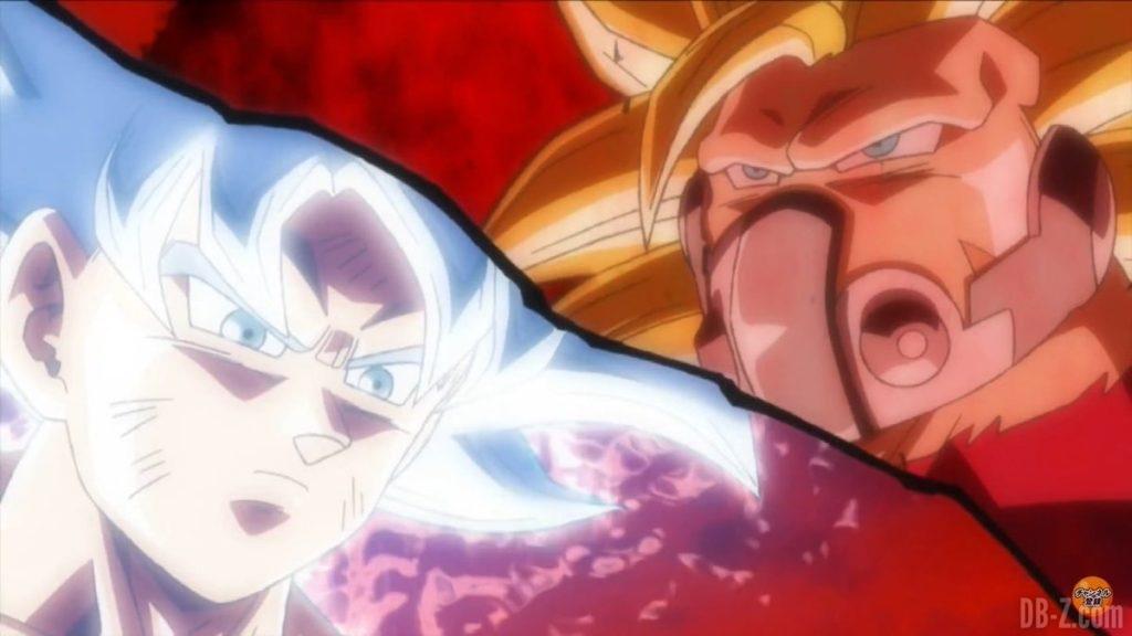 Super Dragon Ball Heroes Episode 6 - Goku Ultra Instinct vs Kanba