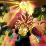 Super Dragon Ball Heroes - Gogeta Xeno Super Saiyan 4