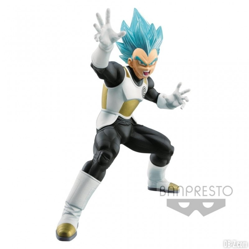 Super Dragon Ball Heroes Transcendence Art Vol.2 VEGETA (E)