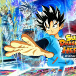 Super Dragon Ball Heroes World Mission Site Officiel