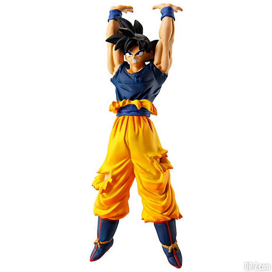VS Dragon Ball 08 Goku Genkidama