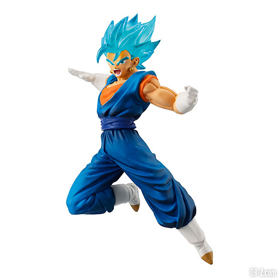 VS Dragon Ball 08 Vegetto Blue