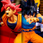 54eme Prize Fair Figurines Dragon Ball Banpresto