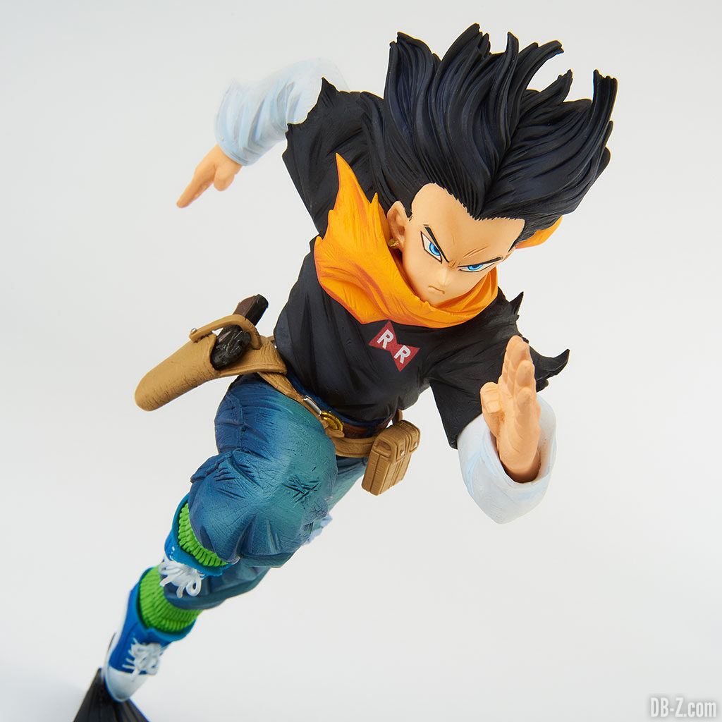 Banpresto World Figure Colosseum 2018 - C-17