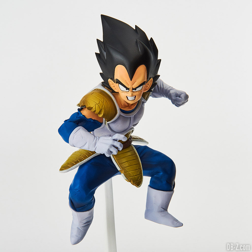 Banpresto World Figure Colosseum 2018 - Vegeta (Armure Saiyan)