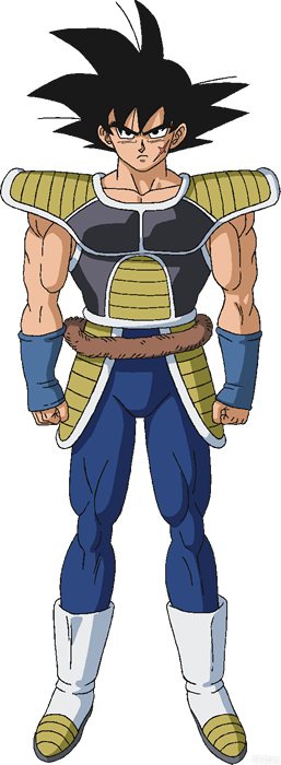 Bardock de la película Dragon Ball Super Broly
