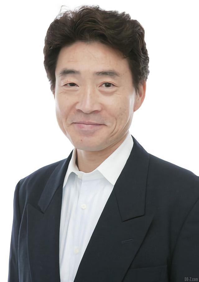 Bin Shimada (voix japonaise de Broly)