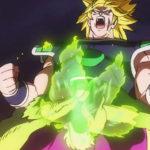 Dragon Ball Super - Broly Super Saiyan