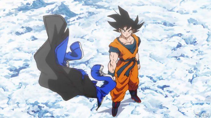 Goku - Dragon Ball Super: Broly - Trailer #3
