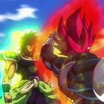 Vegeta Super Saiyan God vs Broly